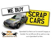 Get instant cash for scrap cars.