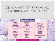 Check Out Top Upcoming Exhibitions in Mumbai