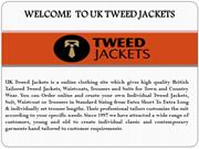 Buy Online Tweed Jackets and Suits at Tweed Shop UK