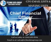 CFO EMAIL & MAILING LIST