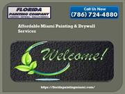 Most wanted painting service available in Florida