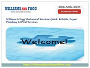 All Types of Plumbing and Electrical Works are Available
