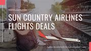 Sun Country Airlines Flights Deals - Tripiflights - Must See!