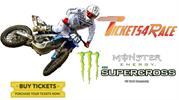 AMA Monster Energy Supercross Tickets Discount Code