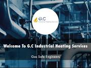 Detail Presentation About G.C Industrial Heating Services