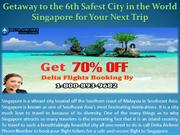 Getaway to the 6th Safest City in the World, Singapore for Your Next T