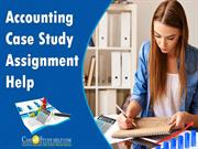Accounting case study assignment help