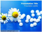 Homeopathic Remedy Powerpoint Teamplates