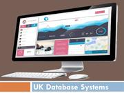 Provide users an unique experience with Bespoke Database Development