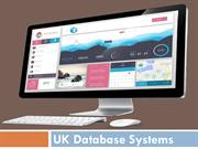 Customized services by database development company Glasgow