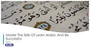 Speak Arabic - Learn Arabic for kids - Learning Arabic for beginners