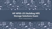 HPE0-J55 Practice Test Questions