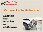 Car Wreckers Melbourne