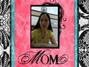Happy Mother's Day and Happy B-day MOM