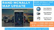 My Rand McNally Won't update Map +1 888-480-0288 | Tom Tom helpline