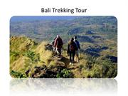Bali trekking tour package from India at the best discounted price