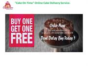 Online Cake Delivery in Delhi, Celebrate Birthday with Special Cakes