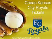 Kansas City Royals Tickets | Kansas City Royals Promo Code