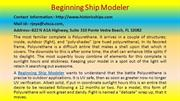 Here Is What You Should Do For Your Beginning Ship Modeler