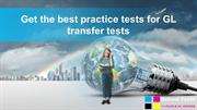 Get the best practice tests for GL transfer tests