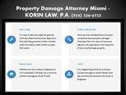 Insurance Lawyer Miami