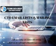 CTO Email Lists and Mailing Lists
