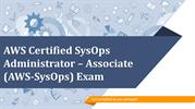 AWS-SysOps Exam Dumps Questions