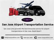 San Jose Airport Transportation Service
