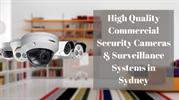 High Quality Commercial Security Cameras & Surveillance Systems