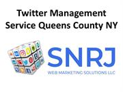 Twitter Management Service Queens County NY