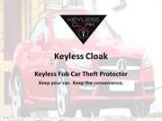 Keyless Cloak - PowerPoint Revision