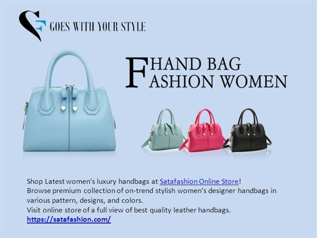 finest selection official site high quality Luxury Leather Handbags for Women'S Fashion  authorSTREAM