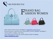 Luxury Leather Handbags for Women's Fashion