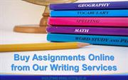 Buy Assignments Online from Our Writing Services