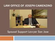 Hire a Spousal Support Lawyer in San Jose