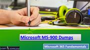 Microsoft MS-900 Practice Test Questions - MS-900 Exam Dumps