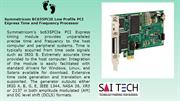 Symmetricom BC635PCIE PCI Express Time and Frequency Processor