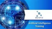 AI  Training In Hyderabad, Artificial Intelligence Online Training, AI