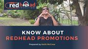Redhead Promotions - Leading Music Video Promotion & Marketing Company