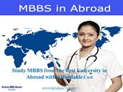 Best Consultancy to Pursue MBBS in Kyrgyzstan-Krishna 70