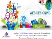 Hire the best web designing company in India