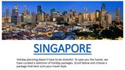 Singapore Tour Packages, Book Singapore Packages at Best Price