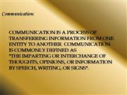 Defining 7 Cs of communication