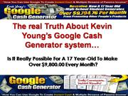 Google Cash Generator Review