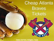Discount Braves Match Tickets | Atlanta Braves Discount Coupon