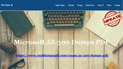 Microsoft AZ-300 Dumps Pdf - A Way To Get Success