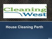 Vacate Cleaning Perth