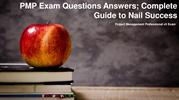 Pass PMP Exam in One Attempt – Valid PMP Dumps Questions