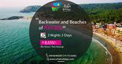 Back water and beaches in kerala tour packages