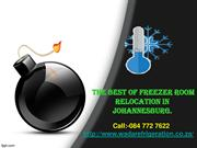 The Best Of Freezer Room Relocation In Johannesburg